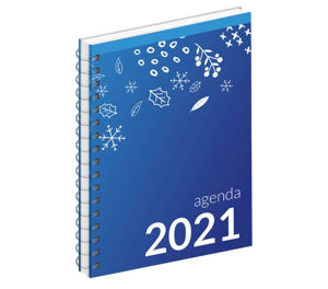 Afbeelding van Zorgagenda A5 formaat (2021)