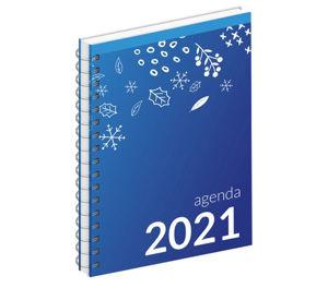 Afbeelding van Zorgagenda A4 formaat (2021)