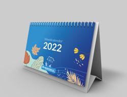 Afbeelding voor categorie bureau kalender 2022